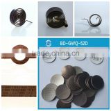 Custom Bimetal Thermoelectric Element Manufacturer
