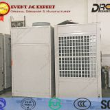 corrosion resistance 30HP central air conditioning equipment for wedding party marquee tent
