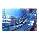 Energy Saving Automatic  Shopping Mall Escalator With The Modern Drive Technology