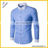 Oem New Style Long Sleeve Different Types Shirts Men