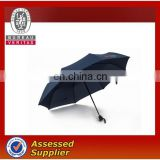 High quality wholesale auto open folding umbrella,rain umbrella,custom umbrella
