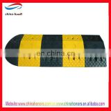 rubber vehicle speed bumps/traffic speed bump/rubber road bump