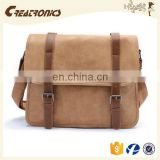 CR English amazon hot selling famous brand men's shoulder bag crossbody satchel bag leather