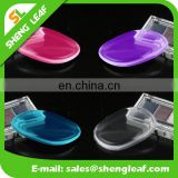 Hot selling Promotional Beauty Silicone Sponge Make Up Powder Puff