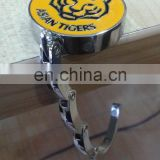 Asian Tigers Logo Metal Handbag Hanger Hook
