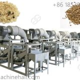 Factory price hemp seed dehulling machine for sale hemp seeds shelling machine China supplier