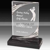 Souvenir Use and Sport Feature acrylic awards and trophies