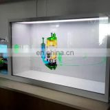 full hd tft lcd transparent lcd screen video advertising tv for remote control