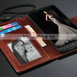 Leather cases for LG G3 flip phone case for LG G3
