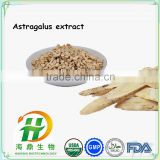 Wholesale Chinese Astragalus Herbal Extract Powder , 98% Astragaloside IV for sale