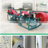 China best quality bubble gum paper wax coating machine