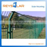 solar mounting bracket solar pv power system flat tile/ plain tile/ pitched roof solar pv mounting