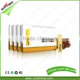 Ocitytimes hemp oil cartomizer /wholesale 808d disposable cartomizer with various colours