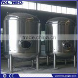 Jacketed beer bright tank