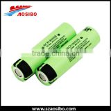 original NCR 18650B 3.7V 3400mAh li-ion Battery 4.87A discharger NCR18650B with pcb protected