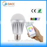 2015 hot selling wireless smart bulb bluetooth led bulb WiFi RGB Smart LED Bulb