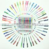 Hot sale 48 colors gel ink pen
