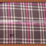 48.4%polyester New style 809, garment stock lot T/C P/C flannel fabric