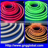 SFTC function IC buil-in full color led type 60pixels per meter led neon flex rope light                                                                                                         Supplier's Choice