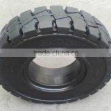 Cheaper pneumatic wheel barrow solid rubber tire with high quality