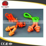 Alibaba online for sale Tree shape earplug with cord noise reduction &swimming ear plug