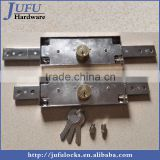 China Manufacturer steel Rolling Gate lock/Roller Shutter door lock
