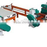 HSP-T48B table type semi-automatic panel edge sawing machine/Board edge trimming saw