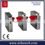 Security Entrance Control Flap Barrier Gate