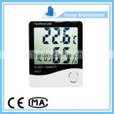 Factory price Super big Digital Hygrometer display Max Min digital Room Thermometer ,Digital Thermometer Hygrometer
