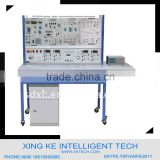 Lab training kit Vocational training set XK-DZZH2A Analog-Digital-Microcontroller Electronic Technology Training Equipment