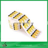 Sinicline Wholesale Adhesive Paper Stickers In Roll For Bottle