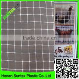 china factory supply Chicken Coop Netting Heavy-Duty HDPE UV stablised knotted/knotless net for Chicken Run/chicken wire netting