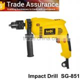 made in china with cheap price 500W 13mm impact drill machine