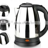 high quality stainless steel electric kettle automatic power cut quick burning kettle