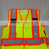 High visibility new design high visibility safety vest,traffic safety vest,Reflective Safety Vest extra large vest for adult