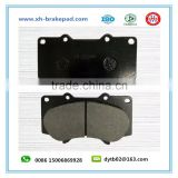 best quality ceramic prado brake pad 04465-35290/CD2228M with shim