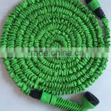 Stretch elastic garden water hose as seen on TV 2014 new products elastic rubber tube                                                                         Quality Choice