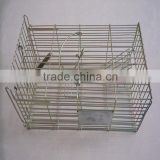Large and small two entry wooden mouse trap cage TLD2001