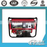 rated power 8kw portable silent gas generator factory direct sale