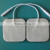 5*5cm non-woven fabrics pin type Self adhesive electrode pads
