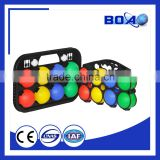 wholesale alibaba metal chromed boules game