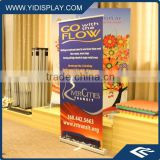 Digital printing banner roll up