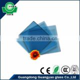 china supplier glass with CCC/CE/SGCC certificate 6mm ford blue sheet glass color