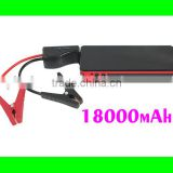 18000mAh power pack for diesel cars 8 cylinder cars 5.0L petrol diesel jump starter motor vehicle spare parts
