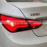Auto car Accessories for hyundai sonata led Tail Lamp led rear back light 2011 up (ISO9001&TS16949)