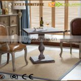 French round antique restaurant furniture wood dining table designs, wood coffee table,wood table