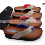 China Factory Wholesale Ladies Beautiful Summer Shoes Flat High Heel Women Slippers Fashion