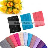 many colors of 3 rows 4 hooks bra extender,underwear accessories