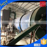 2016 best selling rotary corn cob meal dryer and drum maize bran drying
