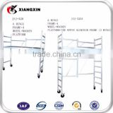 fast style plettac h type frame scaffolding for construction